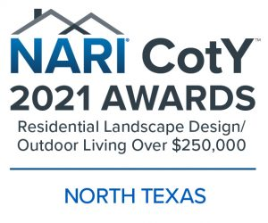 Nari CotY Residential Landscape Design 2021